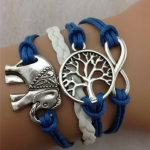 Handmade Infinity Bracelets as Low as $2.39 + Free Shipping