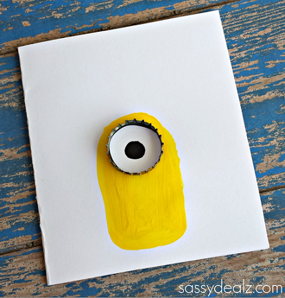 minion-mothers-day-craft