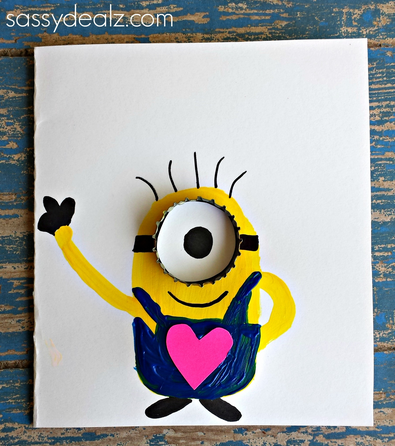 graphic about You Re One in a Minion Printable named Youre A single in just a Minion\