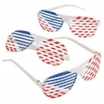 12 Patriotic Shutter Shades Only $9 Shipped