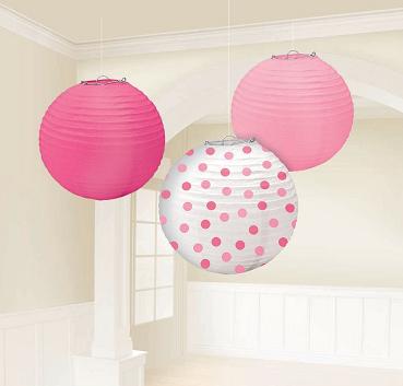 pink-paper-lanterns
