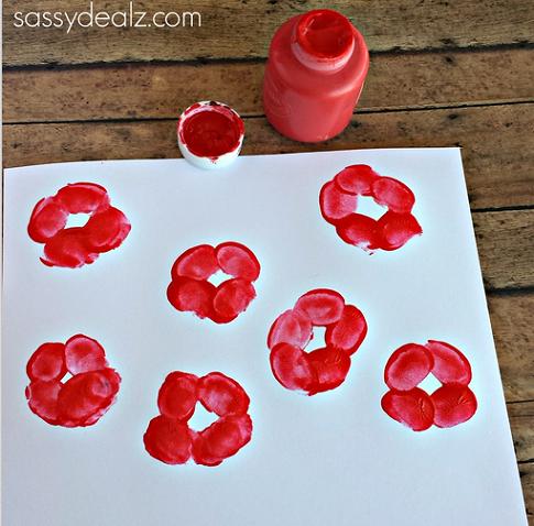 poppy-flower-fingerprint-craft
