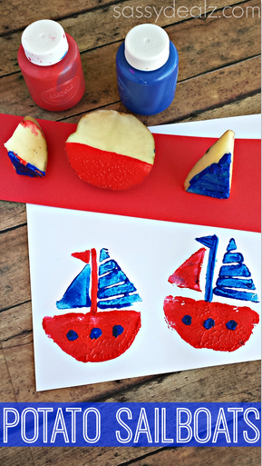 potato-sailboat-stamp-craft-for-kids
