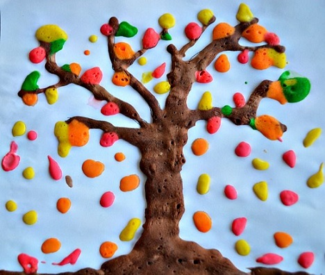 puffy-paint-fall-tree-craft-and-art