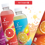 Safeway: Get a Coupon for a Free Refreshe Ice Drink!