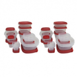 Walmart: 56 Piece Rubbermaid Food Storage Set Only $20!