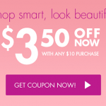 Sally Beauty Supply Coupon: Get $3.50 off Any $10 Purchase!