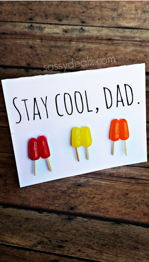 stay-cool-fathers-day-card-popsicle-craft
