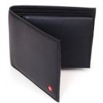 Alpine Swiss Men's Leather Wallet Only $12.99 (Reg $45!)