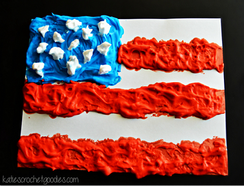 american-flag-puffy-paint-craft