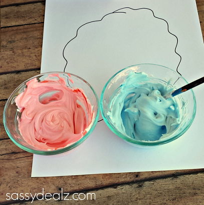 cotton-candy-puffy-paint-craft