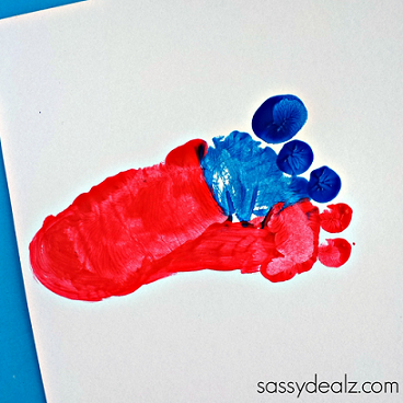 footprint-american-flag-craft