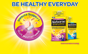 Free Sample of Airborne Everyday Chewable Tablets