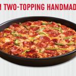 MLB Users: Free Medium Domino's Pizza! (3PM ET)