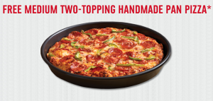 MLB Users: Free Medium Domino's Pizza! (3PM ET)