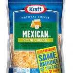 Safeway & Affiliates: FREE 8oz Bag of Kraft Natural Shredded Cheese
