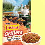 Free Bag of Friskies Grillers Cat Food (Coupon)