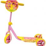 Walmart: Lalaloopsy 3-Wheel Preschool Scooter Only $19.97