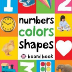 Numbers Colors Shapes Board Book Only $3.30 Shipped