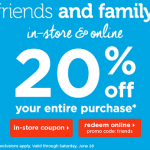 Petco Coupon: Get 20% Off Entire Purchase (6/25-28)