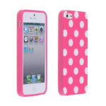 Pink Polka Dot iPhone 5 Case Just $1.86 (Reg $10) + Free Shipping