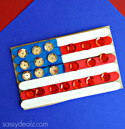 popsicle-stick-american-flag-craft-