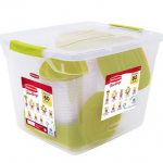 Walmart: Rubbermaid 60-Piece Plastic TakeAlongs Set Only $19.88
