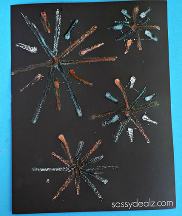 salt-fireworks-craft-for-the-4th-of-july
