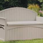 Suncast Patio Storage Bench Only $79.84 (Reg $140!)