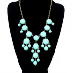 Women's Bubble Necklaces Only $5 + Free Shipping!