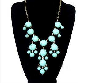 teal-bubble-necklace-sale