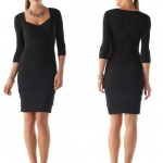 White House Black Market Instantly Slimming Dress Just $29.99 (Reg $160)