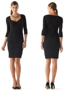 White House Black Market Instantly Slimming Dress Just $29.99 (Reg $160)