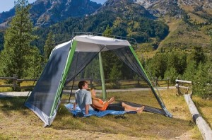 Coleman 10'x10′ Instant Canopy/Screen House on Sale