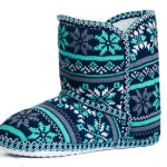 Cantina Foldover Winter Ankle Boot Slippers 50% Off!
