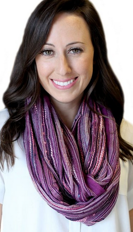 shimmer-infinity-scarf