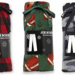 Joe Boxer Men's Fleece Pajama Pants ONLY $8 w/ Promo Code
