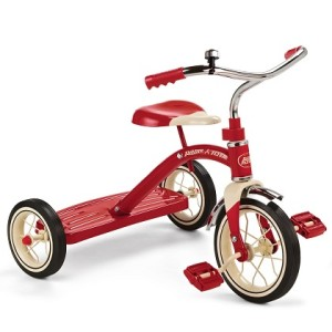 Radio Flyer Classic Red Tricycle Only $38 (Reg. $60!)